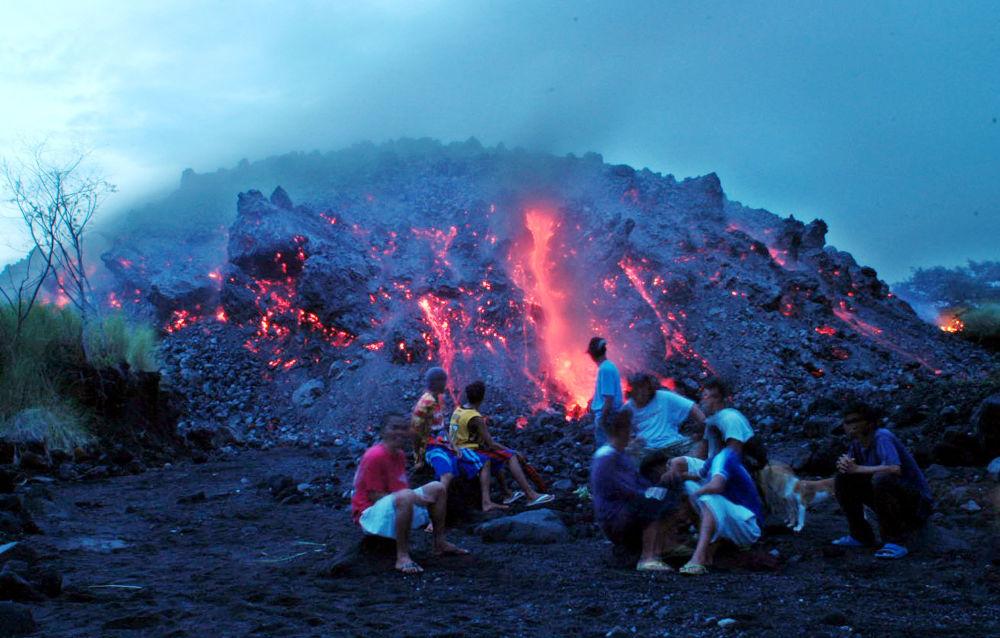 آتشفشان ایسلند (عکس)